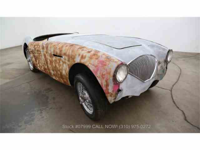 1955 Austin-Healey 100-4 | 964456