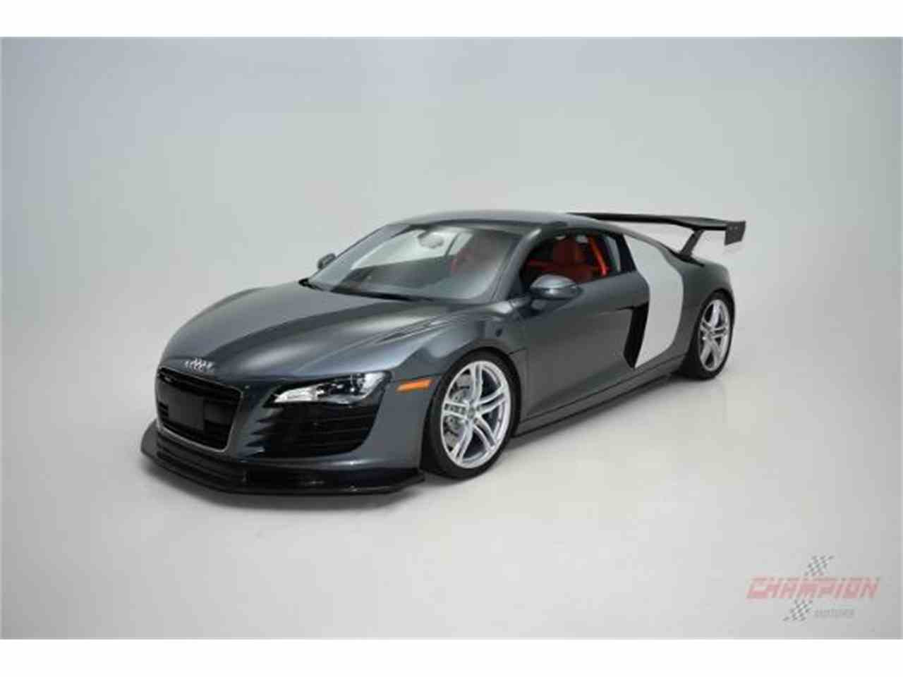 Large Picture of '09 R8 - KO6N