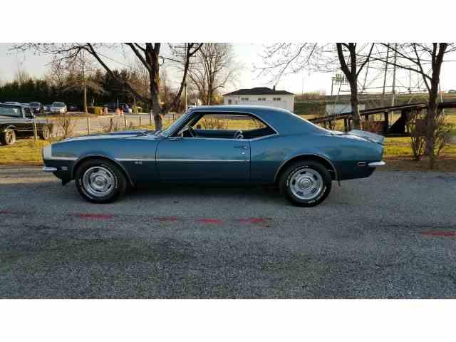 1968 Chevrolet Camaro | 964464