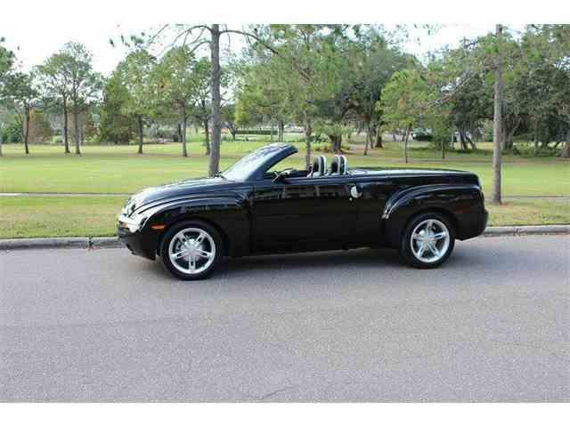 2004 Chevrolet SSR | 964467