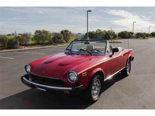 1981 Fiat Spider | 964476