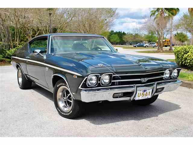 1969 Chevrolet Chevelle | 964484