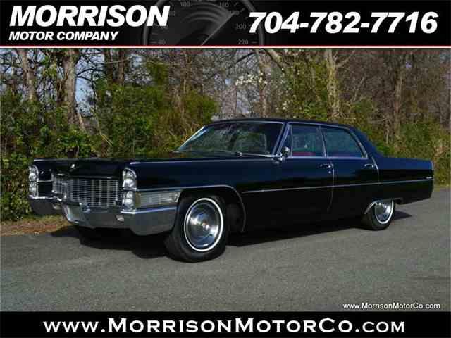 1965 Cadillac DeVille | 964489