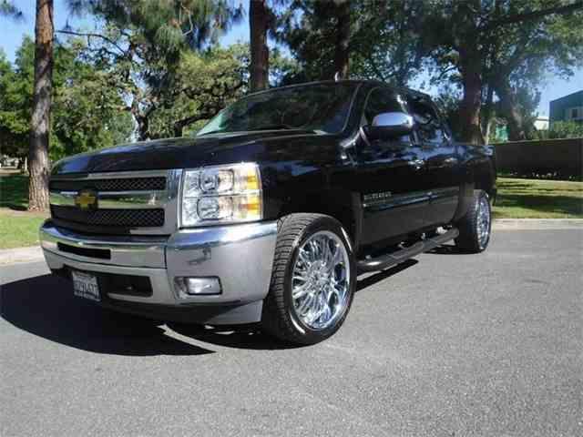 2012 Chevrolet Silverado | 964492