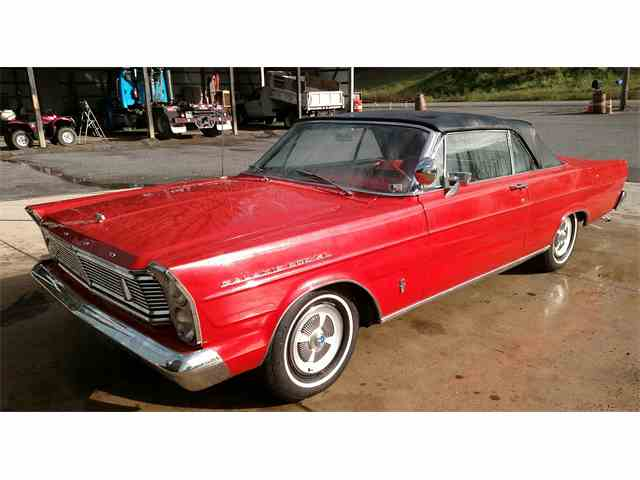 1965 Ford Galaxie 500 | 964509