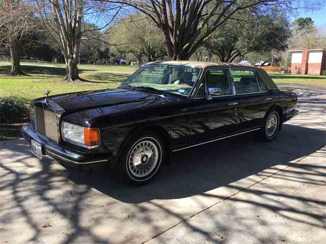 1985 rolls royce silver spur - Old Muscle Cars For Sale