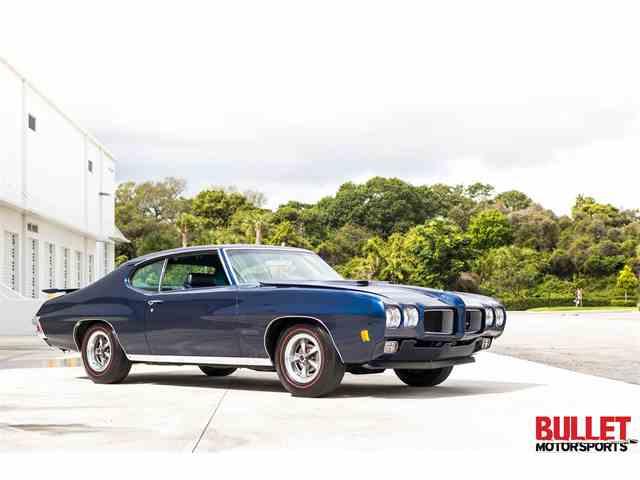 1970 Pontiac GTO | 964533