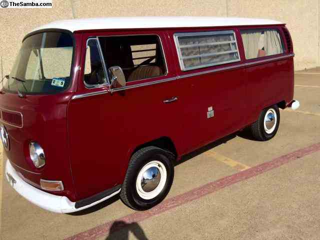 1968 Volkswagen Westfalia Camper | 964538