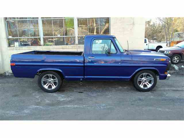 1970 Ford F100 | 964541