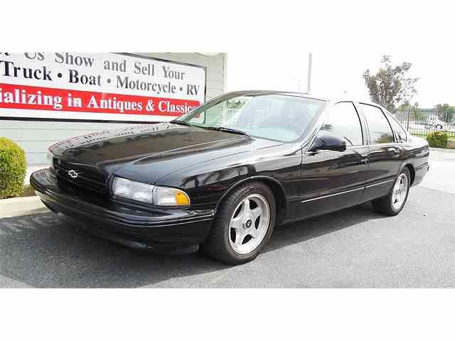 1996 Chevrolet Impala SS | 964543