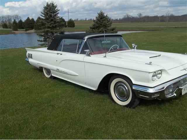 1960 Ford Thunderbird | 964546