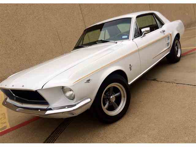 1967 Ford Mustang   964550