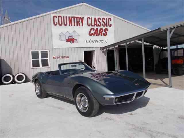 1968 Chevrolet Corvette   964557
