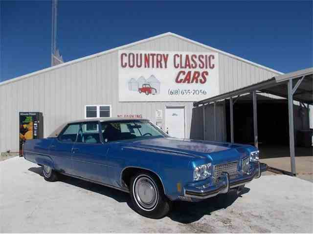 1973 Oldsmobile Regency 98 | 964560
