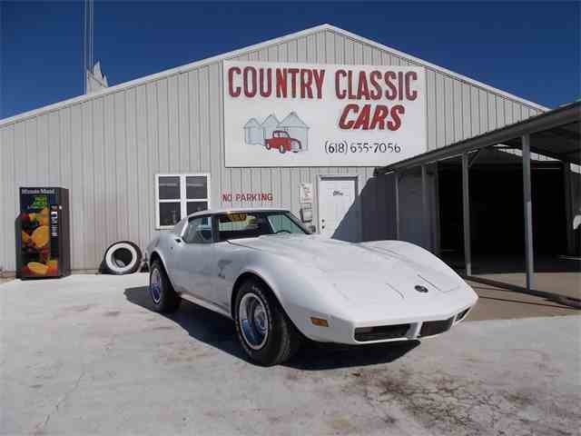 1973 Chevrolet Corvette | 964561