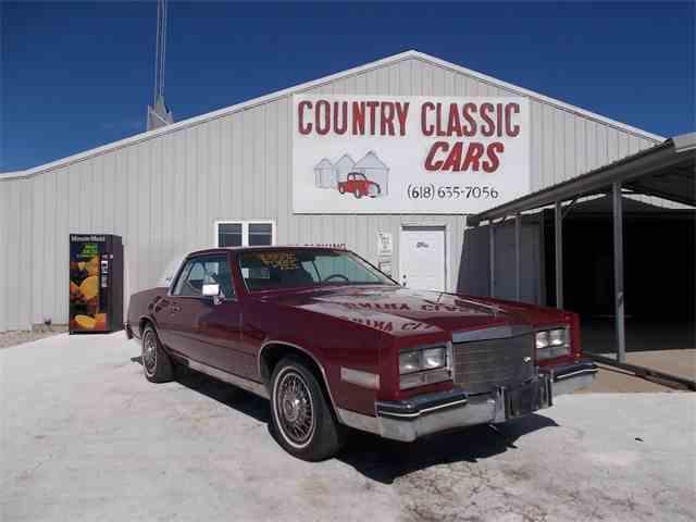 1985 Cadillac Eldorado | 964564