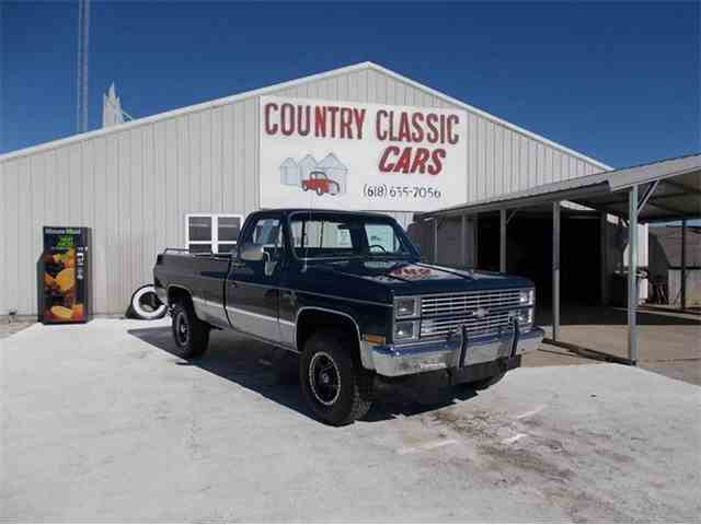 1985 Chevrolet K-20 | 964565