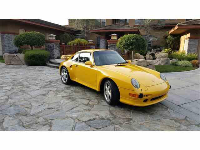 1997 Porsche 993 Turbo S | 964572