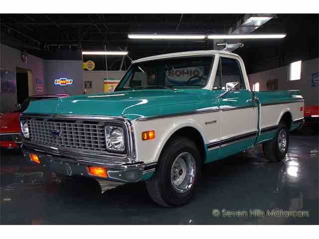 1971 Chevrolet C10 | 964577