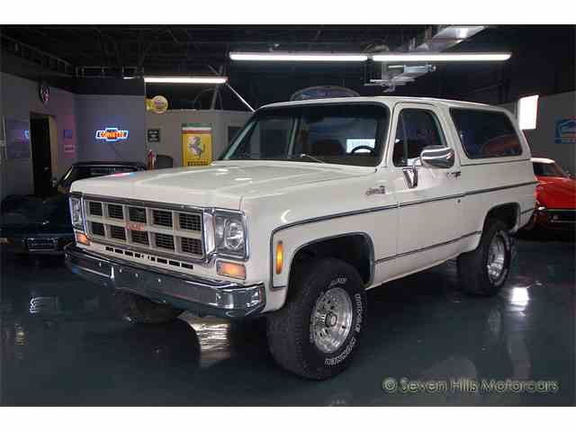 1977 GMC Jimmy | 964579