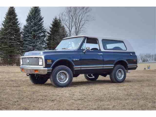 1972 Chevrolet Blazer | 964580