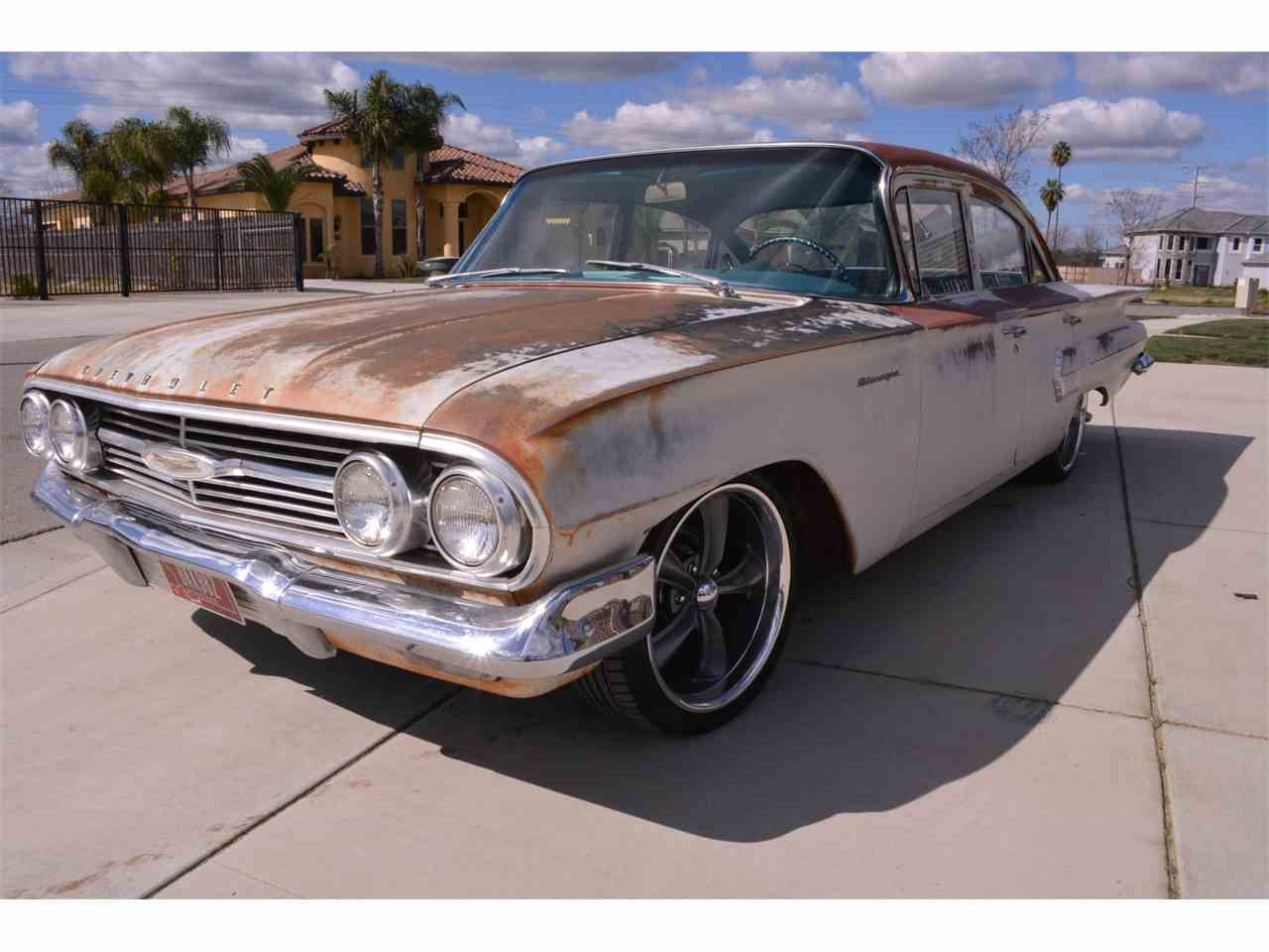 1960 Chevrolet Biscayne for Sale - CC-964587