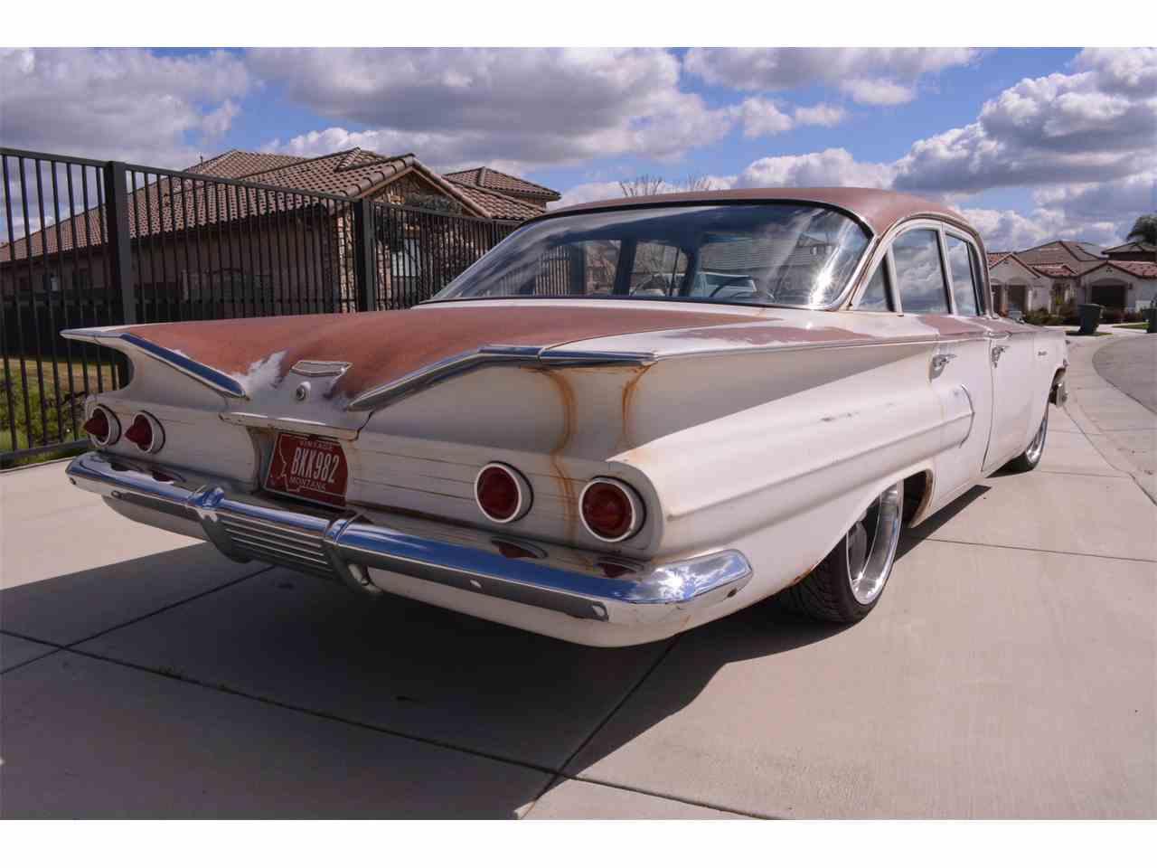 Visalia Car Dealers >> 1960 Chevrolet Biscayne for Sale | ClassicCars.com | CC-964587