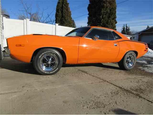 1973 Plymouth Cuda | 964595