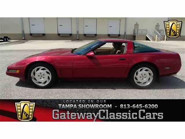 1993 Chevrolet Corvette | 964605
