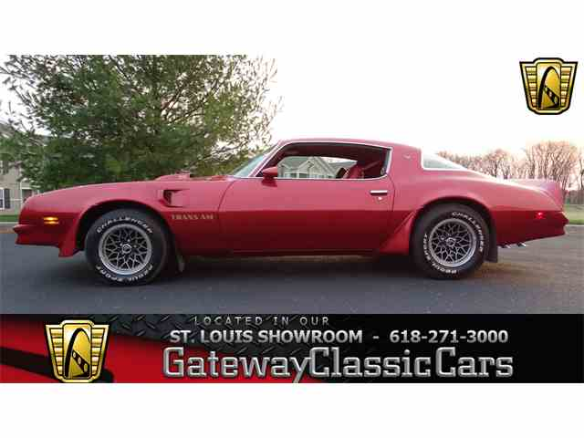 1976 Pontiac Firebird Trans Am | 964607