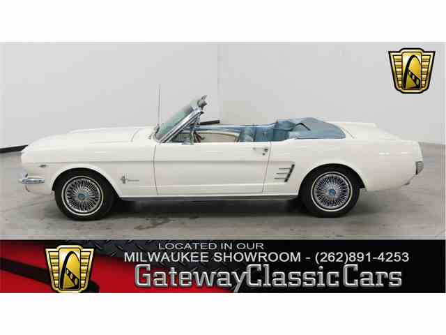 1966 Ford Mustang | 964608