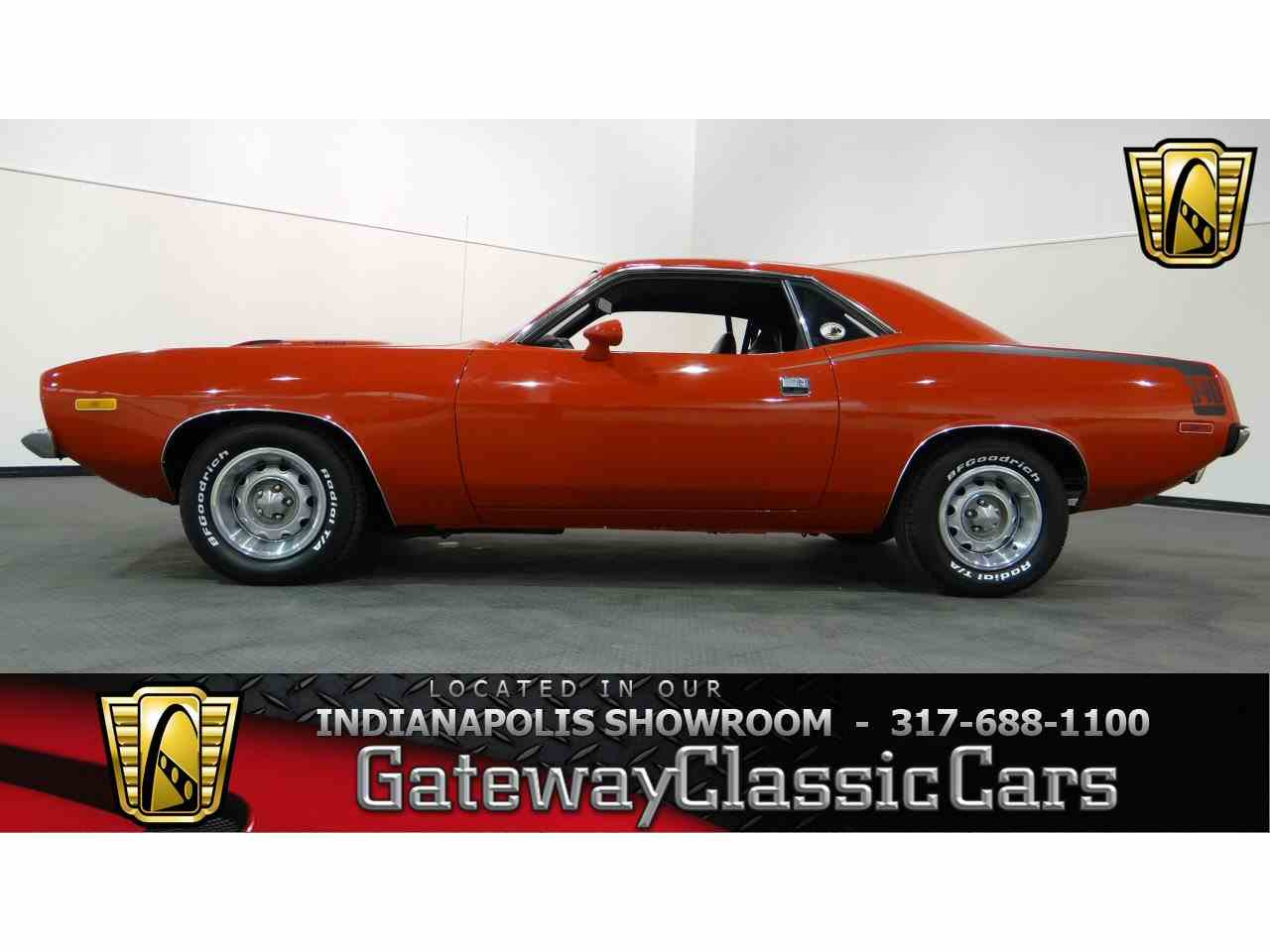 1973 plymouth barracuda for sale cc 964615. Black Bedroom Furniture Sets. Home Design Ideas