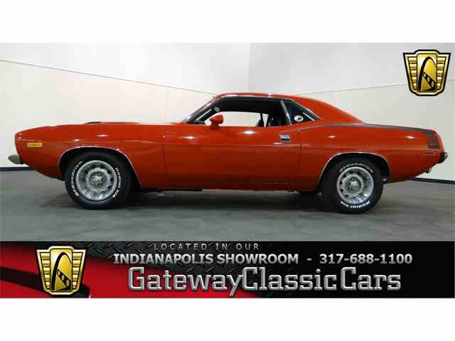 1973 Plymouth Barracuda | 964615