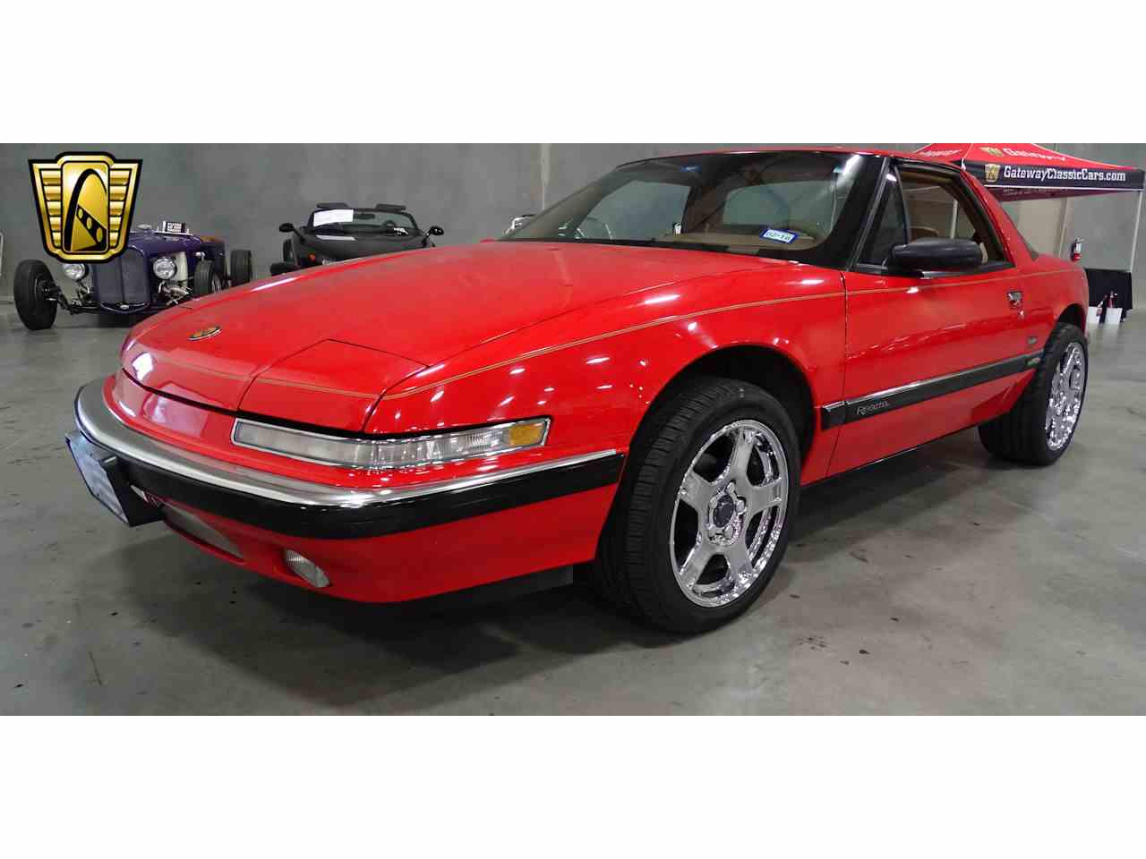 Large Picture of 1990 Buick Reatta located in Texas - $8,995.00 - KOB1