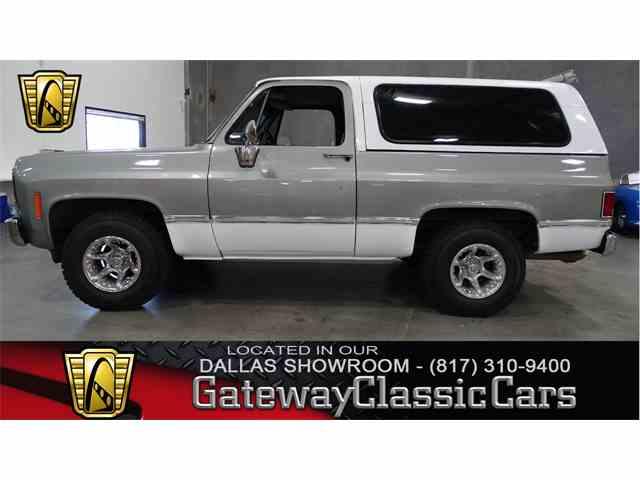 1979 Chevrolet Blazer | 964622