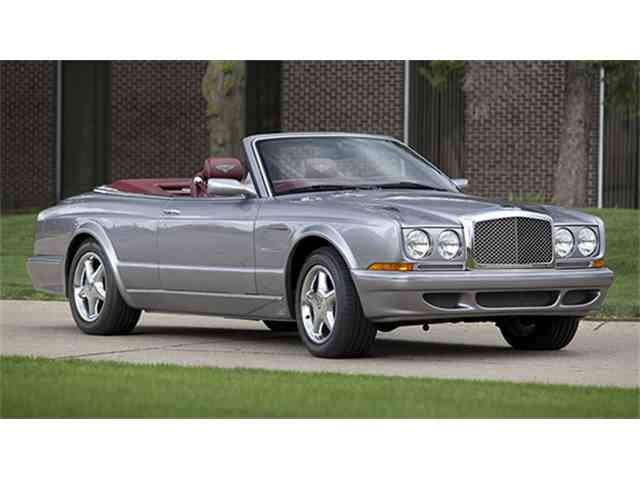 2007 Bentley Continental Drophead Coupe   964624