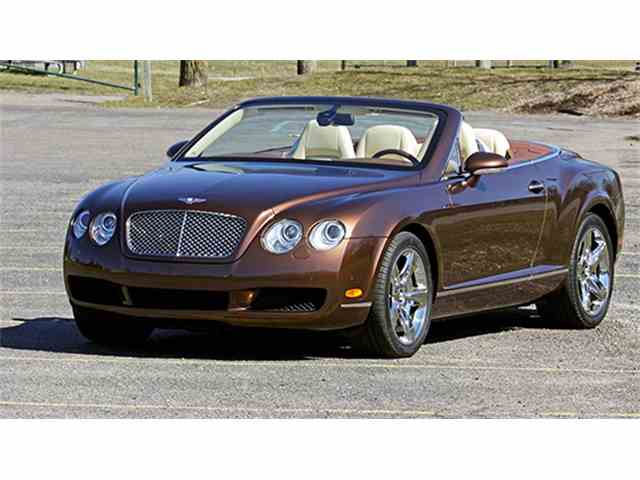 2007 Bentley Continental Drophead Coupe | 964624