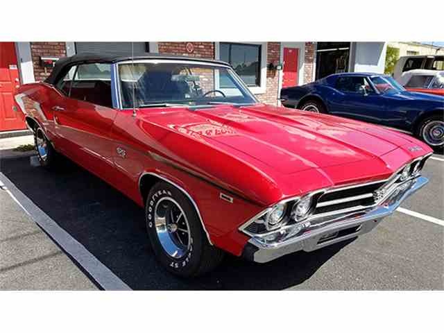 1969 Chevrolet Chevelle SS Convertible | 964625