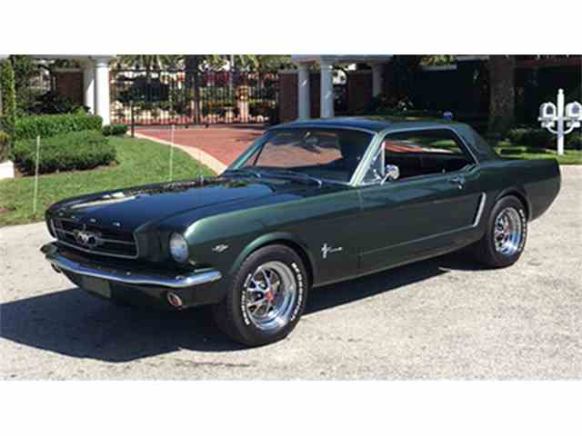 1965 Ford Mustang C-Code Hardtop | 964627
