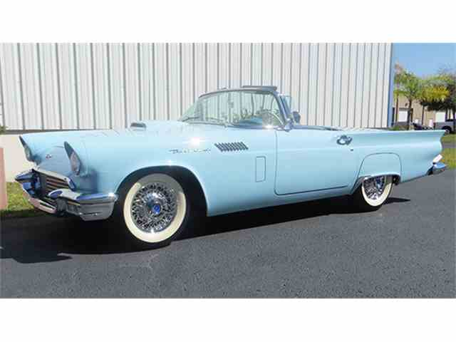 1957 Ford Thunderbird | 964629