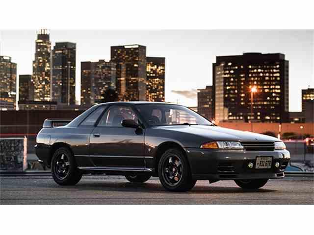 1989 Nissan Skyline R32 GTR Coupe | 964630