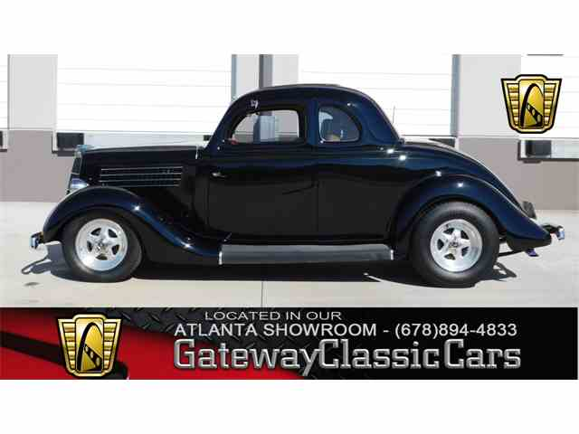 1935 Ford 5-Window Coupe | 964631