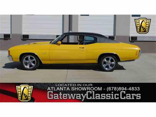 1972 Chevrolet Chevelle | 964633