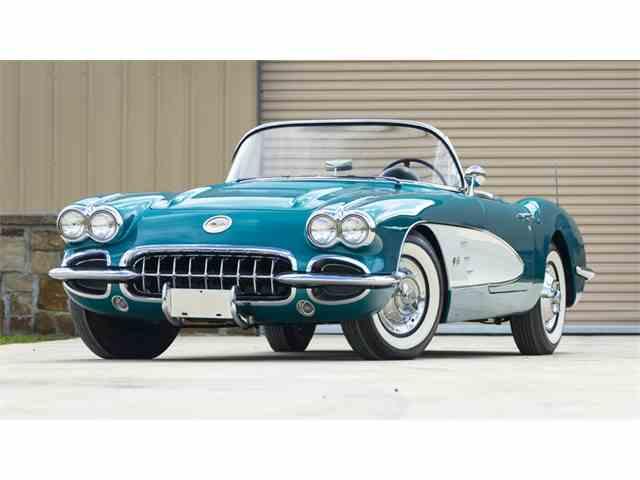 1958 Chevrolet Corvette | 964640