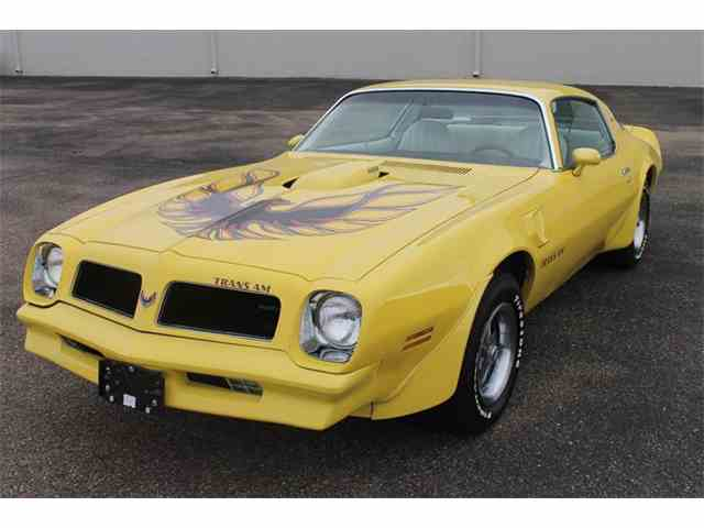 1976 Pontiac Firebird Trans Am | 964653