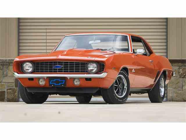 1969 Chevrolet Camaro COPO | 964661