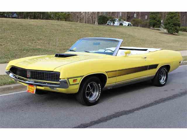 1971 Ford Torino | 964669