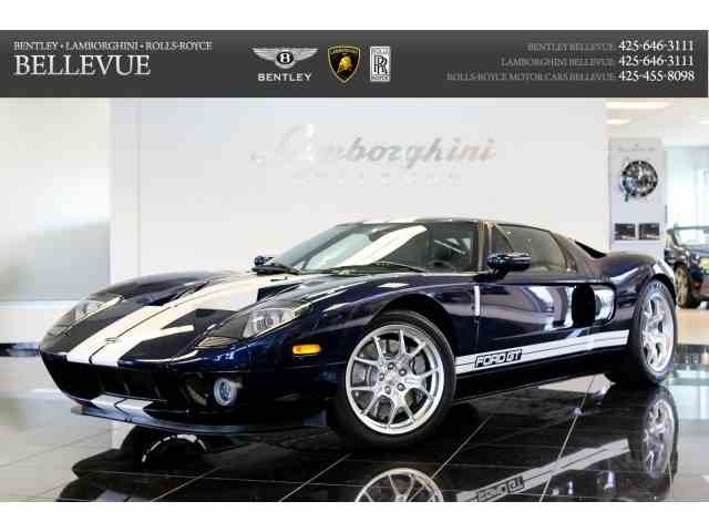 2005 Ford GT | 964685