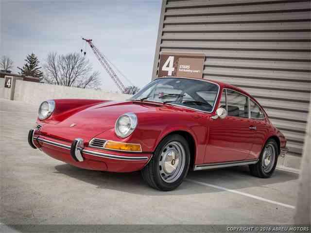 1969 Porsche 911T | 964687