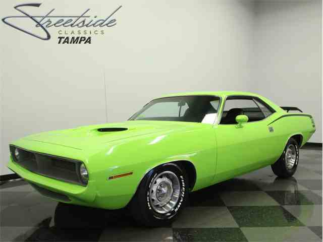 1970 Plymouth Barracuda | 964694